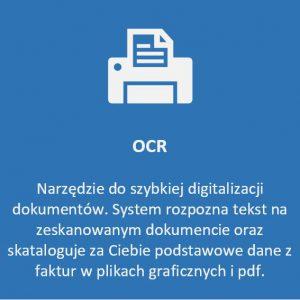 Moduł OCR - narzędzie do szybkiej digitalizacji dokumentów