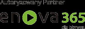 logo autoryzowany partner enova365